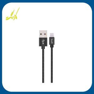 کابل تبدیل USB به لایتنینگ بودی طول 2 متر