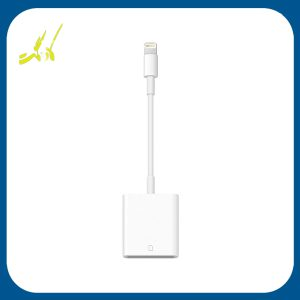 تبدیل اورجینال لایتنینگ به کارت حافظه SD اپل