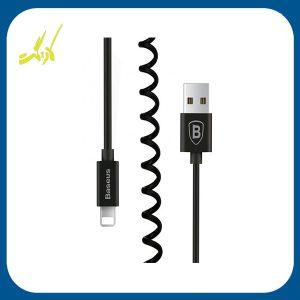 کابل تبدیل USB به لایتنینگ باسئوس
