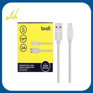کابل تبدیل USB به microUSB بودی طول 1 متر