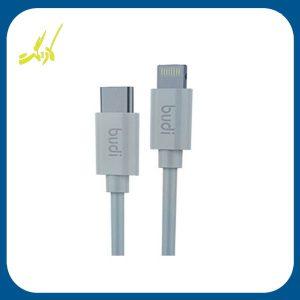 کابل تبدیل USB-C به لایتنینگ بودی طول 1 متر
