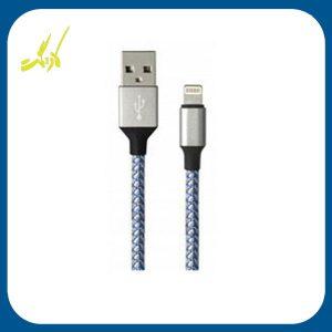 کابل تبدیل USB به لایتنینگ دویا سری Bubble Fish