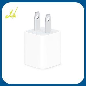 آداپتور شارژر 5 وات AAA اپل