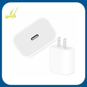 آداپتور شارژر 18 وات USB-C اپل (کپی)