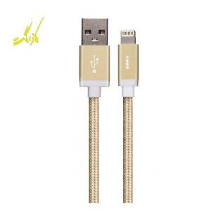 کابل تبدیل USB به لایتنینگ انرجیا مدل AluBlaze به طول 1.2 متر