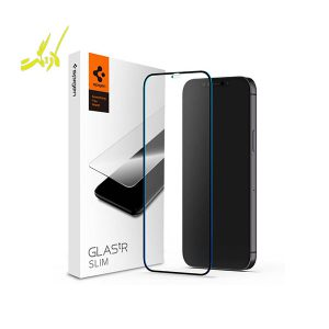 محافظ صفحه نمایش آیفون 12/12 Pro اسپیگن مدل GlastR Slim